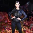 Sofia Carson – Moncler Gamme Rouge: Front Row - Paris Fashion Week Womenswear Fall/Winter 2017/2018 - 399 x 600