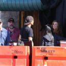 Brie Larson – Filming 'Captain Marvel' in Los Angeles