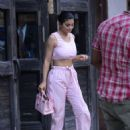 Kylie Jenner and Travis Scott – Shopping at the Chrome Hearts in New York City