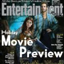 Anna Kendrick, Chris Pine - Entertainment Weekly Magazine Cover [United States] (31 October 2014)