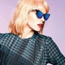 Lily Allen Henry Holland Eyewear Range March 2015