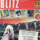 BLITZ Magazine Cover [Portugal] (February 2004)
