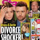 Justin Timberlake and Jessica Biel - Star Magazine Cover [United States] (26 September 2016)