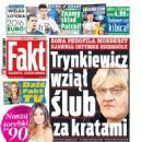Marina Luczenko - Fakt Magazine Cover [Poland] (9 June 2016)