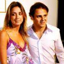 Felipe Massa and Rafaela Bassi - 454 x 321