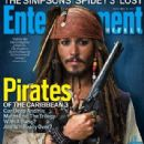 Johnny Depp - Entertainment Weekly Magazine [United States] (18 May 2007)