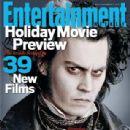 Johnny Depp - Entertainment Weekly Magazine [United States] (9 November 2007)