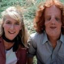 Eric Stoltz and Laura Dern