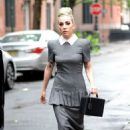Lady Gaga – Out in West Village