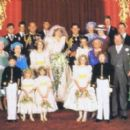 Lady Diana Spencer and Prince Charles wedding - 29 July 1981 - 454 x 266