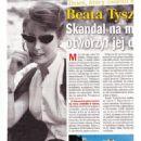 Beata Tyszkiewicz - Rewia Magazine Pictorial [Poland] (18 July 2018) - 454 x 642