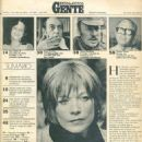 Shirley MacLaine - Fatos E Fotos Gente Magazine Pictorial [Brazil] (14 May 1979)