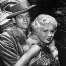 Joi Lansing and Ralph Taeger