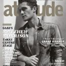 Matthew Morrison - Attitude Magazine Cover [United Kingdom] (June 2011)