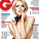 Rachael Taylor - GQ Magazine Cover [Australia] (December 2011)