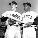 Tom Tresh With Willie Mays