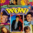 River Phoenix - WOW! Magazine [United States] (November 1988)