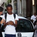 Alicia Keys At Gaite Lyrique In Paris