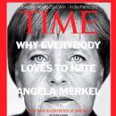 Angela Merkel - 400 x 523
