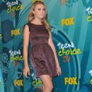 Emily Osment - Teen Choice Awards Held At Gibson Amphitheatre On August 9, 2009 In Universal City, California