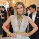 Katharine McPhee – 2018 MET Costume Institute Gala in NYC - 454 x 624