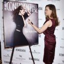 Hilary Swank – LA Confidential Women Of Influence Issue Party in Beverly Hills - 454 x 650