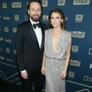 Keri Russell and Matthew Rhys : 2019 Golden Globe Awards After Party - 421 x 600