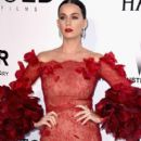 Katy Perry amfAR's 23rd Cinema Against AIDS Gala in Cap d'Antibes France May 19,2016