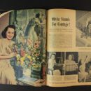 Olivia de Havilland - Screen Guide Magazine Pictorial [United States] (May 1946) - 454 x 340