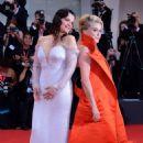 Juliette Binoche attending the Opening ceremony of the 76th Venice Internatinal Film Festival - 454 x 681