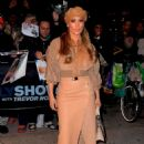 Jennifer Lopez – Leaving Daily Show with Trevor Noah in NYC