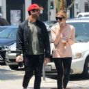 Ashley Benson Out and About in Los Angeles 05/13/2016