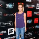 Kendra Wilkinson – 'Sharknado 5: Global Swarming' Premiere in Las Vegas - 454 x 680