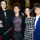L'Wren Scott and Mick Jagger host private dinner at the Cafe Royal Hotel to celebrate the L'Wren Scott Fall/Winter 2013 Collection - London, UK - 17 February 2013 - 454 x 328