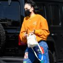 Jessie J – shopping at Maxfield in West Hollywood - 454 x 737
