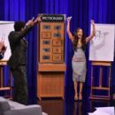 Megan Fox At The Tonight Show Starring Jimmy Fallon