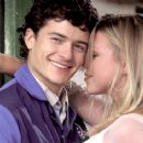 Billie Piper and Orlando Bloom