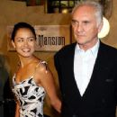 Terence Stamp and Elizabeth O'Rourke