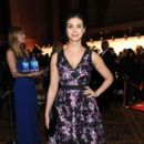 Morena Baccarin- IFP's 26th Annual Gotham Independent Film Awards - Red Carpet - 399 x 600