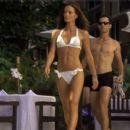 Jeffrey Donovan and Gabrielle Anwar