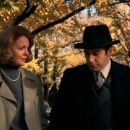 Al Pacino as Michael Corleone and Diane Keaton as Kay in The Godfather II (1974)