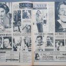 Ava Gardner - Cinemonde Magazine Pictorial [France] (31 July 1951) - 454 x 340