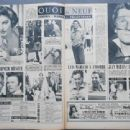 Ava Gardner - Cinemonde Magazine Pictorial [France] (31 July 1951)