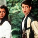 Matthew Broderick and Mia Sara in Ferris Bueller's Day Off (1986)