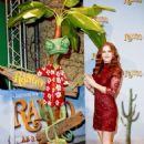 Isla Fisher - Rango Germany Premiere, Berlin, February 20, 2011