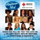 American Idol Album - When You Tell Me That You Love Me (American Red Cross Disaster Relief Single)