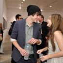 Sarah Hyland and Matt Prokop attended the Tyler Shields debut of MOUTHFUL Saturday, May 19, in Los Angeles