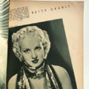 Betty Grable - Picture Play Magazine Pictorial [United States] (April 1936) - 454 x 605