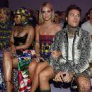 Nicki Minaj and Rita Ora – Versace Fashion Show in Milan - 454 x 303