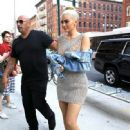 Kylie Jenner out and about in New York City, New York on September 8, 2016